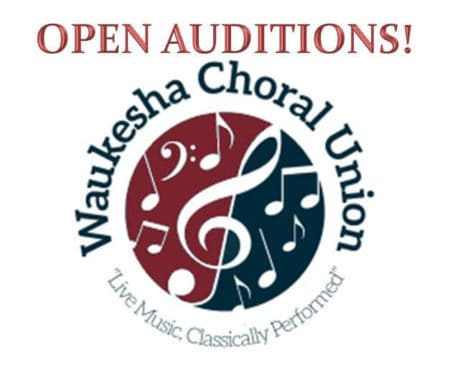 Waukesha Choral Union Auditions