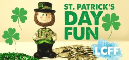 St. Patrick's Day Fun Lake Country Family Fun waukesha County