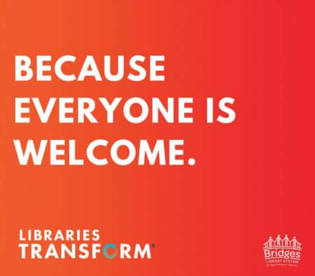4 Ways to Participate in February's Libraries Transform Campaign local library