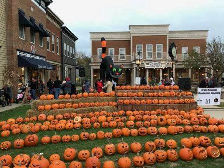 Halloween in Delafield
