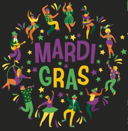 Mardi Gras Madness at St. Joan of Arc Nashotah