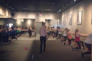 Ladies Night Out at Pure Barre Delafield