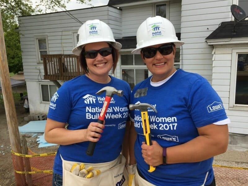Habitat for Humanity of Waukesha County's Women Build Event 2018