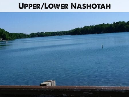 Upper Lower Nashotah Lakes