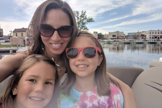 Weekend Guide Erin and Girls Oconomowoc Festival of the Arts 2019 When the last baby starts school