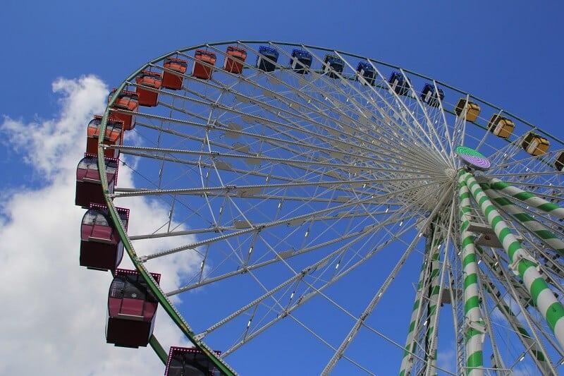 WI State Fair Wheel