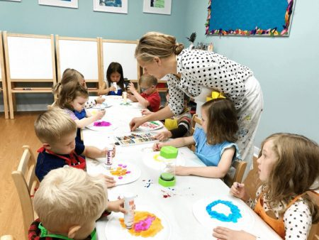 Creative Arts Preschool Brookfield Center for the Arts