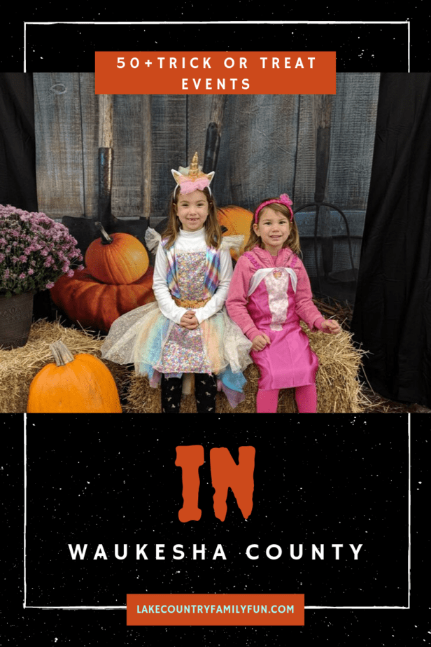 Trick or Treat Lake Country Waukesha County