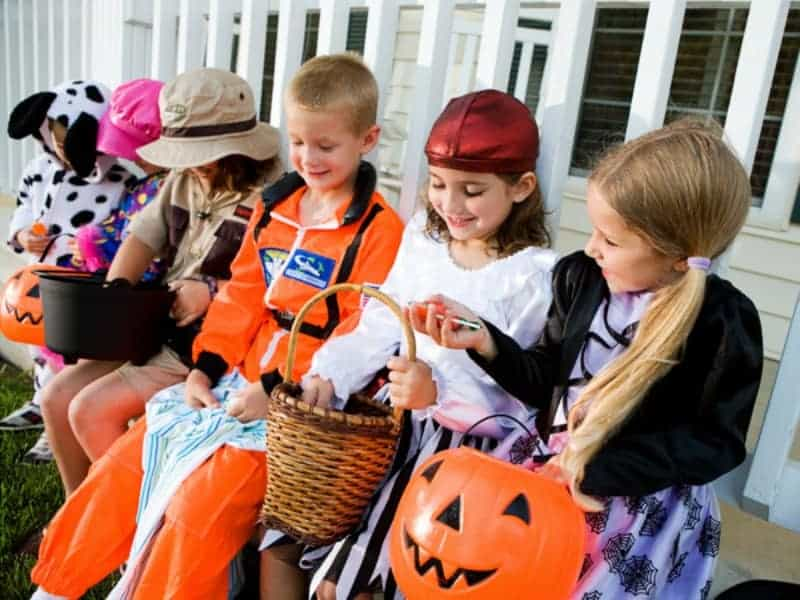Waukesha County & Metro Milwaukee Trick or Treat Guide