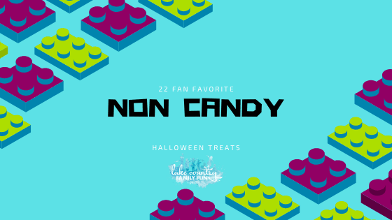 22 Fan Favorite non-candy Halloween Treats