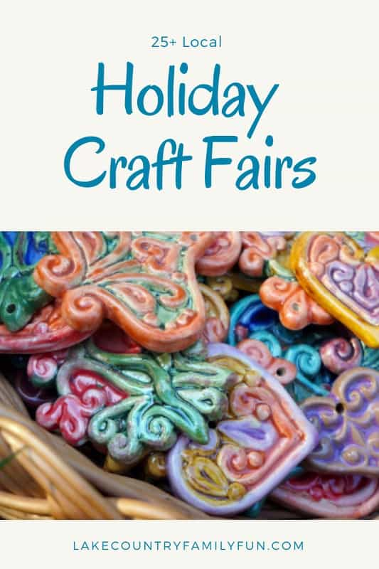 Holiday Craft Fair Guide