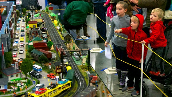 Trainfest calendar image