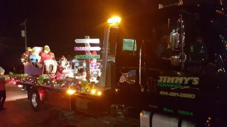 Butler Christmas Parade & Holiday Celebration
