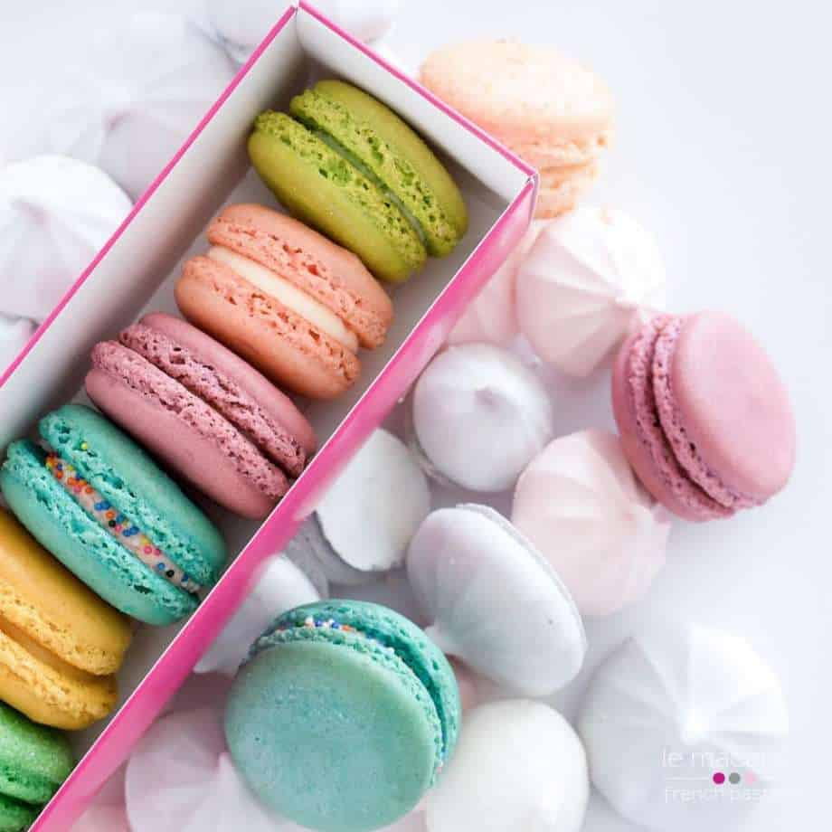 Le Macaron at the Corners of Brookfield