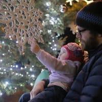 Weekend guide Hartland Lights 2018 Lake Country Family Fun Santa