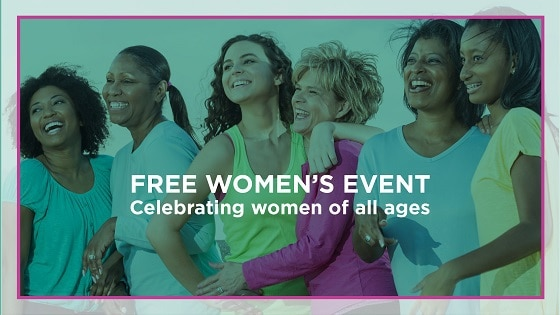 Aurora Summit Woman's Event Lake Country Family Fun Waukesha County ladies night out