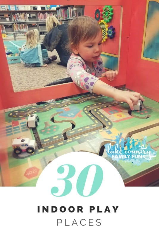 30 Indoor Play Places Lake Country Family Fun