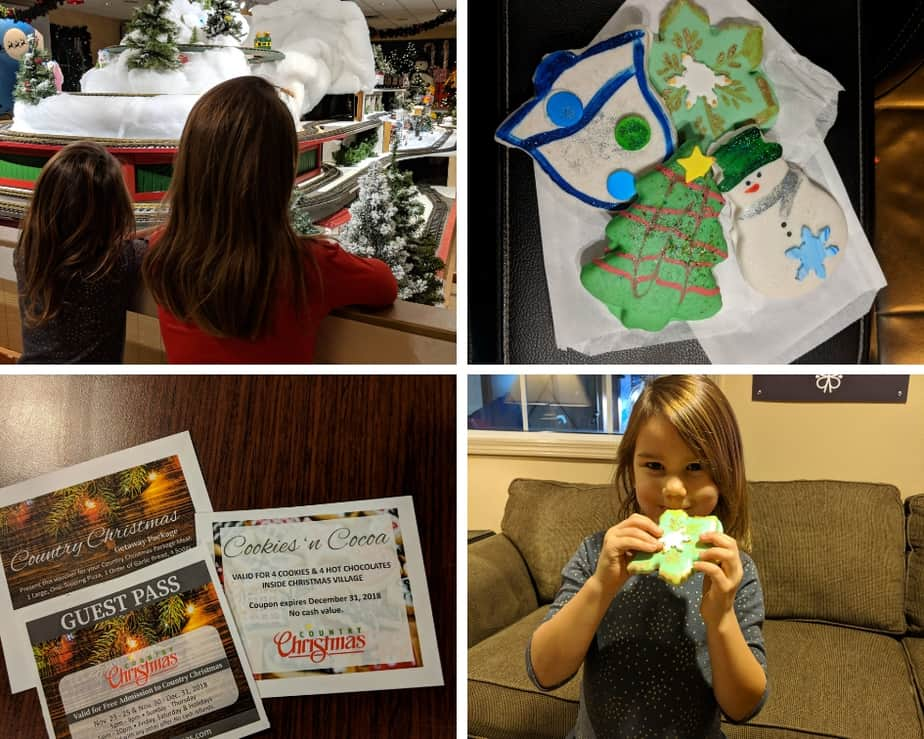 Our Family Experience at the Ingleside Hotel in Pewaukee Country Christmas