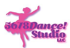 5678 Dance Logo Oconomowoc