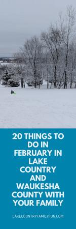 February Fun Guide