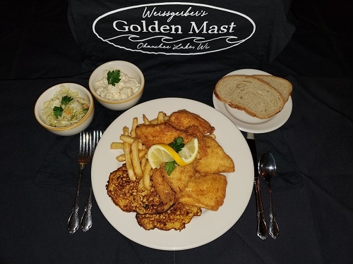 Golden Mast Fish Fry