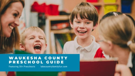 Preschools Local Preschool Guide 2018-2019 Lake Country Family Fun Waukesha County