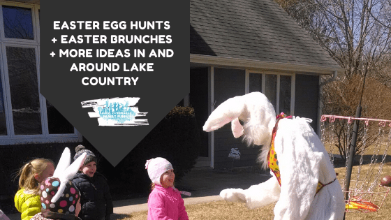 Easter Egg Hunts Lake Country Family Fun