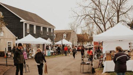 Stone Village Makers Market Brookfield