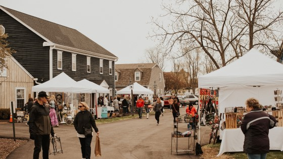 Stone Village Makers Market Brookfield