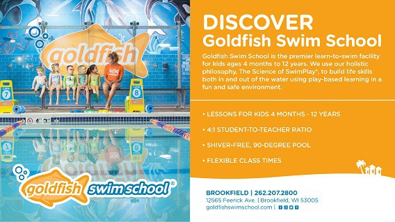 Goldfish Swim School Brookfield Swim Lessons