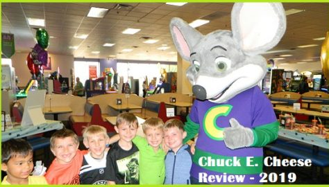 Chuck E. Cheese Review Cutler Feature