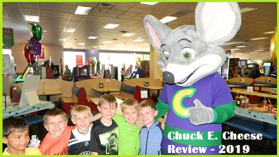 Chuck E. Cheese Review Cutler Feature