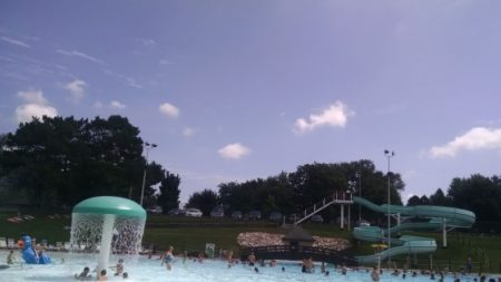 Cool off at the Pool Lake Country Family Fun