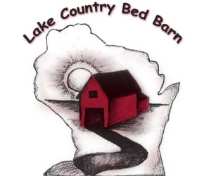 Lake Country Bed Barn Hartland