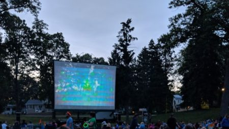 Hart Park Outdoor Movie New Berlin Veterans Park Movies in the Park in Elm Grove Moonlit Movies Oconomowoc Summer Outdoor Movies Local Outdoor Movie Guide Lake Country Family Fun Waukesha County