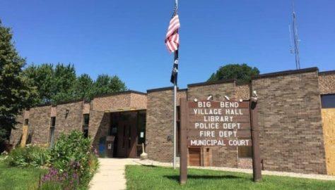 Big Bend Library Waukesha County