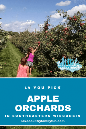 14 You Pick Apple Orchards in Southeastern Wisconsin Waukesha County
