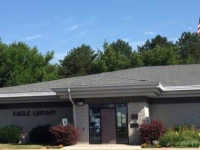 Alice Baker Memorial Public Library Eagle Library Waukesha County