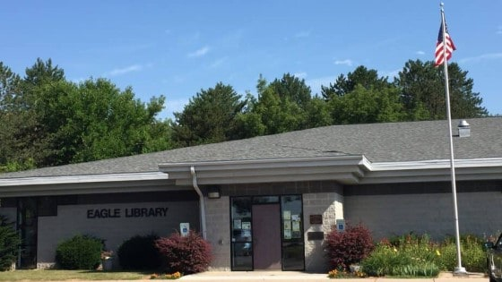 Alice Baker Memorial Public Library Eagle Library Waukesha County