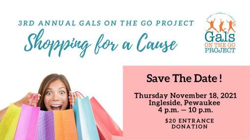 GALS Shopping for a Cause