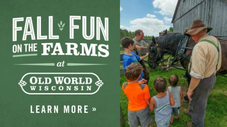 Fall fun on the Farms Old World Wisconsin Eagle, Wisconsin Waukesha County