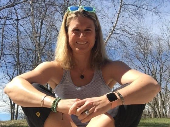 Lindsey Kaptur Type 1 diabetic mom parent