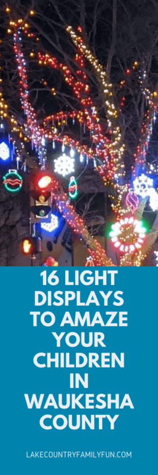 16 Light Displays to amaze your children