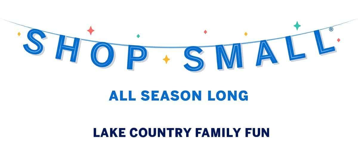 Shop Small Saturday in Lake Country 2020