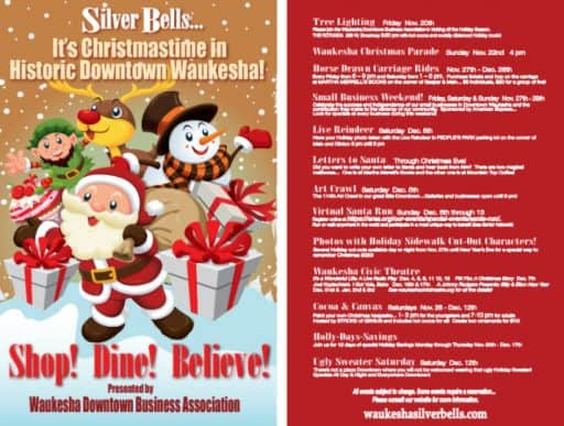 Silver Bells 2020 graphic