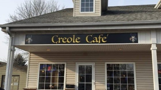 Creole Cafe Storefront Hartland Lake Country Waukesha County