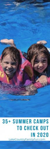 Summer Camp Pinterest Swimming