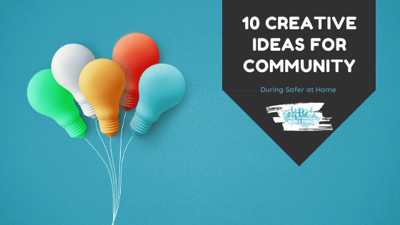 10 Creative Ideas for Community