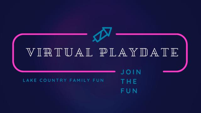 Virtual PLaydate Playdough 2020