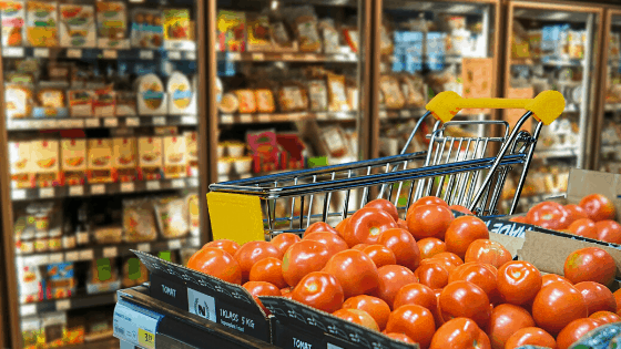 Healthy & Smart Grocery Shopping Tips (For Safer at Home)